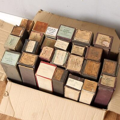 Job Lot of 26 Antique Pianola Rolls - As Pictured