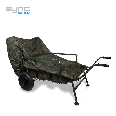 Shimano Tribal Coarse and Carp Fishing Sync Barrow Cover