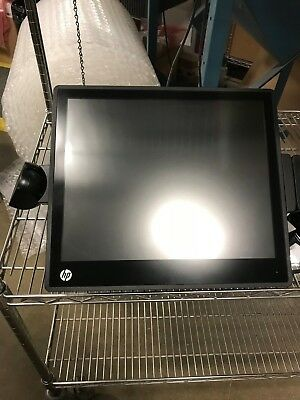 "HP RP7800 17"" Retail Terminal i3 proc,4GB RAM,160GB HD,2D Scanner,MSR,Windows"