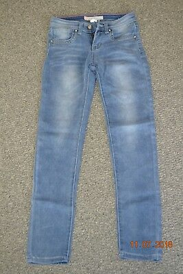 Free Planet! Girls Leggings Jeans with Lace Pockets Size 12,Excellent condition