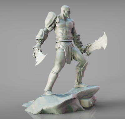 ZOMBICIDE Kratos GOD OF WAR miniatura exclusiva