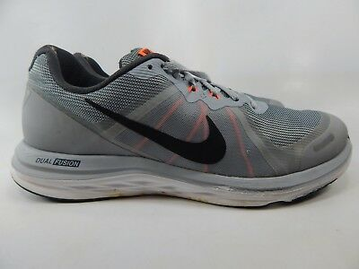 wholesale dealer 63826 2463f Nike Dual Fusion X2 Size 10.5 M (D) EU 44.5 Men s Running Shoes Gray
