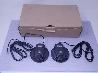 Lot of 2 Cisco CP-7936-MIC-KIT Conference External Microphones T128120