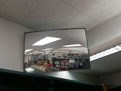 30'×20' BELL BRAND rectangle shaped Store Safety Security Surveillance Mirror
