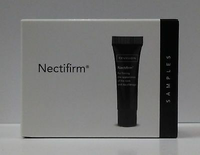 Revision - Nectifirm 12 Sample Tubes New And Fresh In Box