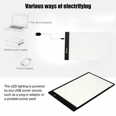 FLEIZ A4B A4 Paper Size Dimmable Painting Board LED Animation Copying Panel QV