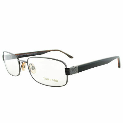 efd7eda05c5 TOM FORD FT 5392 080 Grey Metal Cat-Eye Eyeglasses 54mm -  88.99 ...
