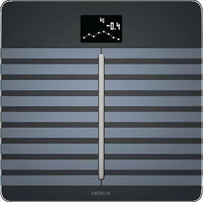 Wh Withings Body Cardio Wi-Fi Smart Scale with Body Composition and Heart Rate
