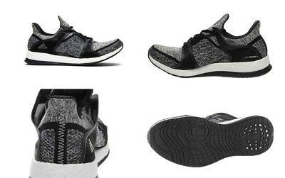 1bc42b885 Adidas Pureboost X Reigning Champ Running Shoes Black Women Size 5 US NIB  B39255