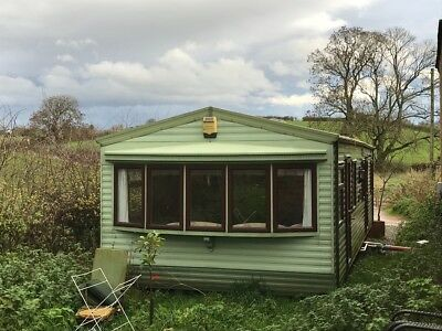 Static Caravan For Sale - 2 Bedrooms, Double Glazing, Gas Central Heating