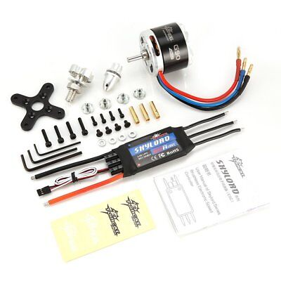 TomCat TC-G 5625 KV330 Motor with Skyload 80A ESC for RC Fixed Wing Drone DA