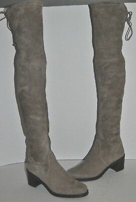 713292a47 NEW Stuart Weitzman Midland Topo Suede Over the Knee Boot Women Size 9 M  $798