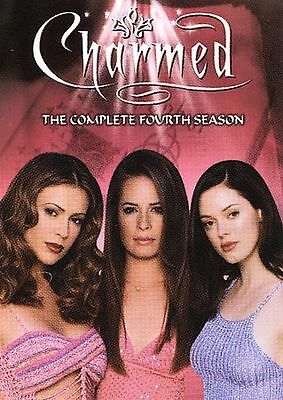 Charmed - The Complete Fourth Season New DVD! Ships Fast! H1