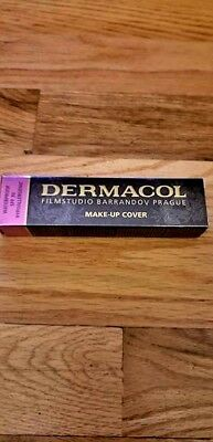 Dermacol High Cover Makeup Foundation Hypoallergenic Waterproof SPF-30