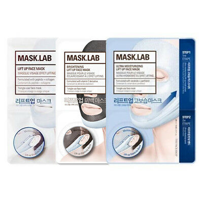 [THE FACE SHOP] Mask. Lab Lift Up Face Mask (3types) 25ml