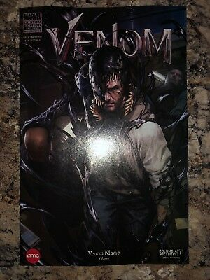 "Marvel Limited Edition AMC Ex. Movie Venom #1 One Shot Comic IN HAND 2018,""NM-+"""
