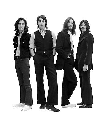 The Beatles Poster 24x36 inch rolled wall poster