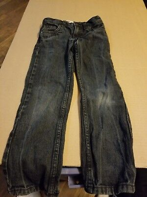 Boys Jeans -Size 5/6 - Lot of 3. Levis 511 Skinny - Carters and Faded Glory