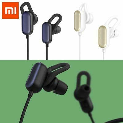 Xiaomi Sports Earphone Bluetooth Earbuds +Line Control Mic Switch Song for Youth