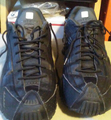 sports shoes d3a6b ea74b ... coupon for nike shox r4 mens black sneakers 104265 039 size 13 gently  used rare 693e2
