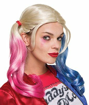 Batman Hawley Queen wig costume accessories for men and women shared RUBIE'S