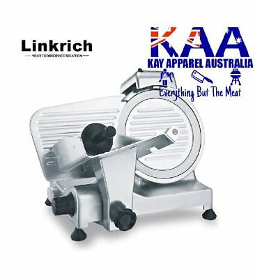 Linkrich Meat slicer 195mm, Butchers, Chefs, Kitchen, Restaurant, Ham and Bacon