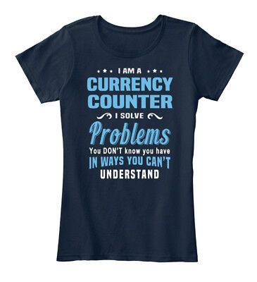 One-of-a-kind Currency Counter - I Am A Solve Women's Premium Tee T-Shirt