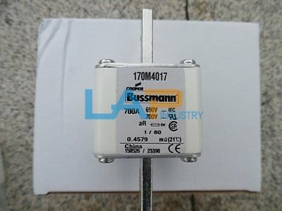 1PC NEW For Bussmann FAst Acting Fuse 170M4017 #ZY