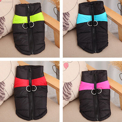 20A9 Autumn Winter Sport XM Pet Vest Dog Clothes Ski Coat Cute Comfortable