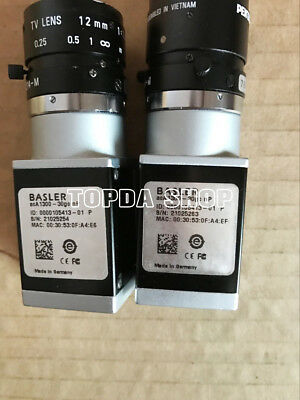 1PC BASLER acA1300-30gc 1.3Megapixel Black and white CCD industrial camera#SS