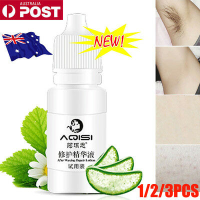 AQISI Permanent Hair Growth Inhibitor (1/2/3 Pcs) - As Seen On TV  UE