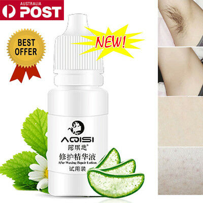 AQISI Permanent Hair Growth Inhibitor  - As Seen On TV  UE