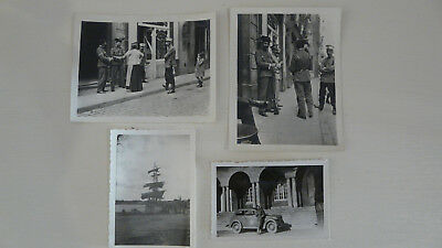 Lot de photos militaires WW2