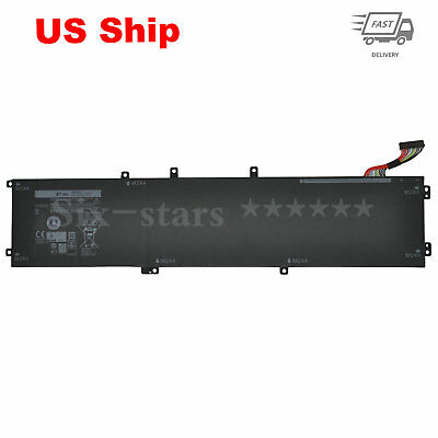 97Wh 6GTPY Battery for Dell XPS 15 9550 9560 Precision M5520 H5H20 5XJ28 5D91C