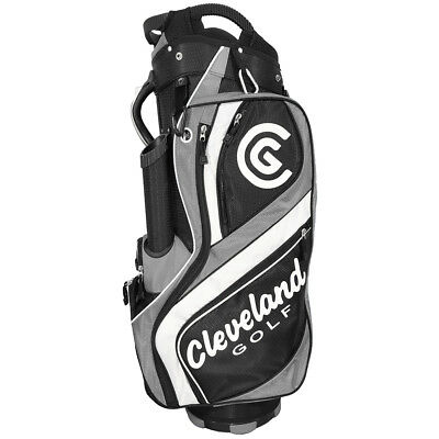 Cleveland CG Cart Golf Bag - Charcoal/Violet/White