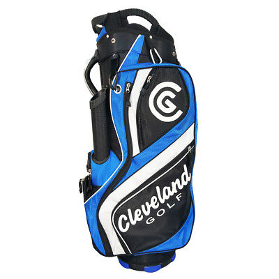 Cleveland CG Cart Golf Bag - Black/Blue/White