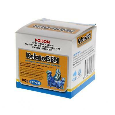 Kelatogen Concentrate 100ml Kelato Astringent Antiseptic Treatment Horse Equine
