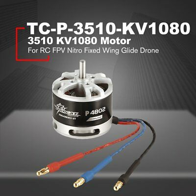TomCat 3510 KV1080 11T Motor with Skyload 40A ESC for RC Fixed Wing Drone DA