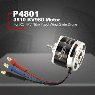 TomCat 3510 KV980 12T Motor with Skyload 30A ESC for RC Fixed Wing Drone DA