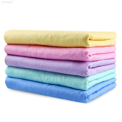 Wash Car Cloth Cleaning Towel Wipes Magic Chamois Leather Clean Cham 43*32cm