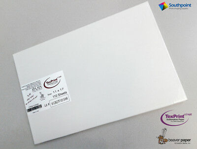 """TEXPRINT XP Transfer Paper TPXPS-11-17-110HR for Epson 11 x 17"""" - 110 Sheet Pack"""