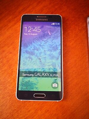Samsung Galaxy Alpha/ Dummy - Attrappen, Requisit, Sammlung, Muster