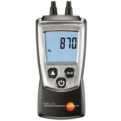 Testo 510 - Digital Manometer 0563 0510 (Original Testo made in Germany)