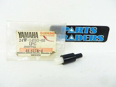 NOS Genuine Yamaha Fuel Pipe Fitting Raptor Bruin Moto-4 Badger Warrior Kodiak