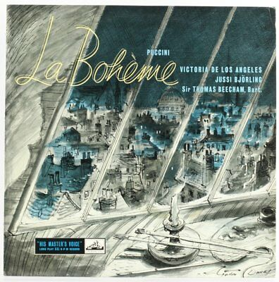 Giacomo Puccini, Puccini: La Boheme - Disc Two Only  Vinyl Record *USED*