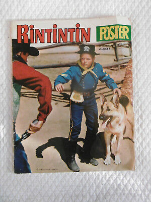 BD RINTINTIN et Rusty N°2 Mai 1978 Bande Dessiné Ancienne / French Comic
