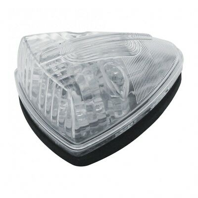 13 Amber Led Cab Light For Pick-Up Truck & Suvs - Clear Lens