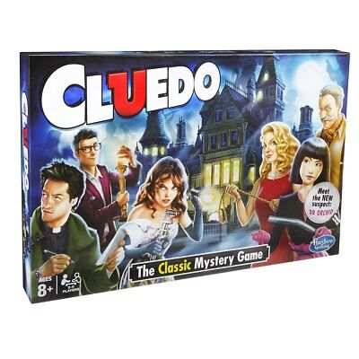 Cluedo The Classic Mystery  [Board Game]