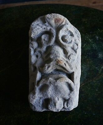 A Superb 15Th Century English Medieval Carved Limestone Grotesque