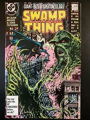 SWAMP THING #53 (1986 DC Comics) ~ VF Comic Book